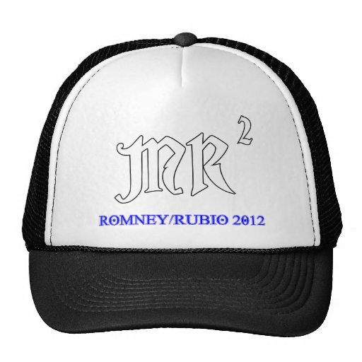 MR2 Romney Rubio 2012.png Trucker Hat