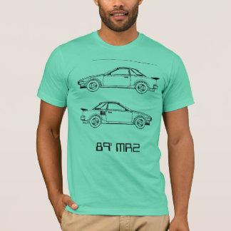 mr2drawingL, 89' MR2 T-Shirt