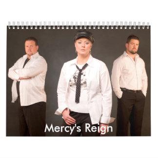 mr#119, Mercy's Reign Calendar
