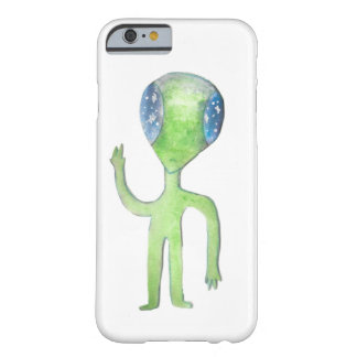 Mr. Alien Phone Case