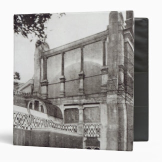 Mr. Alma Tadem's House, North Side, 1889 Binders