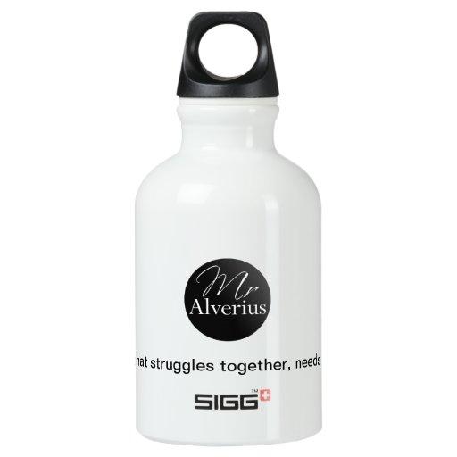 Mr. Alverius SIGG Traveler 0.3L Water Bottle