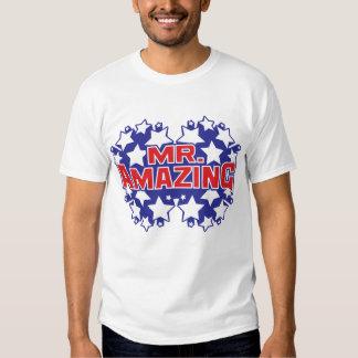 Mr. Amazing Tee Shirt