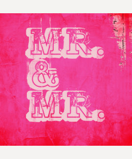 MR. AND MR. PATTERN - TEE SHIRT