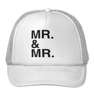 MR. AND MR. -.png Trucker Hat