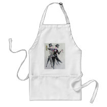 Mr and Mr Wedding cards and gifts Adult Apron