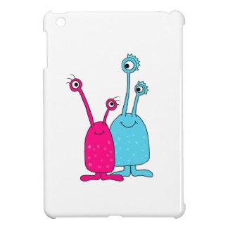 Mr and Mrs Alien iPad Mini Cover