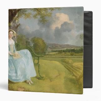 Mr and Mrs Andrews, c.1748-9 Binder