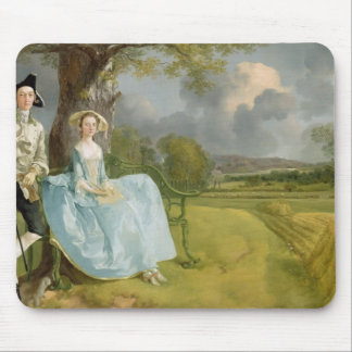 Mr and Mrs Andrews, c.1748-9 Mouse Pad