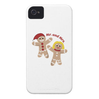 Mr. And Mrs. iPhone 4 Cover