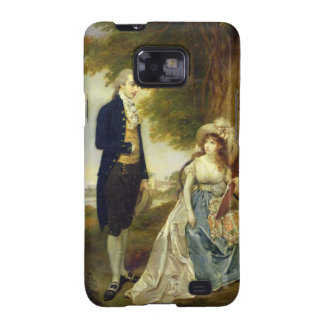 Mr and Mrs Fraser, c.1785-90 (oil on canvas) Galaxy SII Case