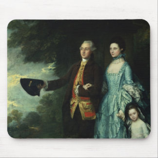 Mr. and Mrs. George Byam and their eldest Mouse Pad