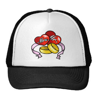 Mr And Mrs Hat Cap