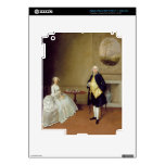Mr and Mrs Hill, c.1750-51 (oil on canvas) Decal For iPad 3