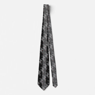 Mr. and Mrs. Husband Wife His Hers Newly Weds Neck Tie
