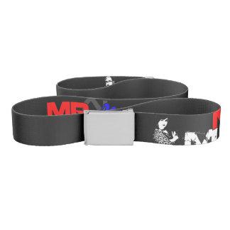 Mr and Mrs Massacre Portrait belt