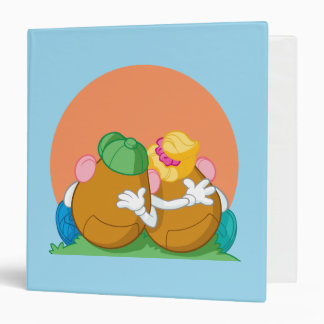 Mr. and Mrs. Potato Head at Sunset Binder