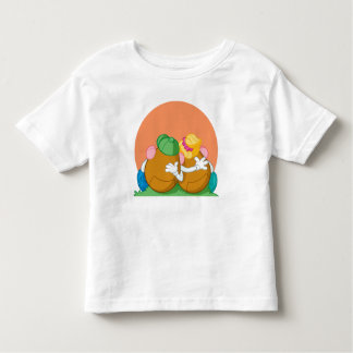 Mr. and Mrs. Potato Head at Sunset Toddler T-shirt