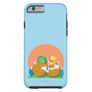 Mr. and Mrs. Potato Head at Sunset Tough iPhone 6 Case
