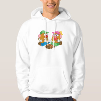 Mr. and Mrs. Potato Head - Campfire Hoodie