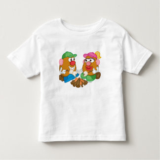 Mr. and Mrs. Potato Head - Campfire Toddler T-shirt