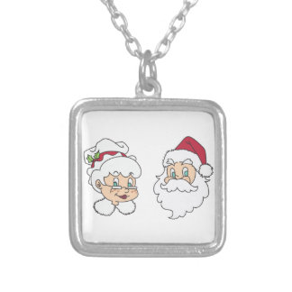 MR AND MRS SANTA CLAUS JEWELRY