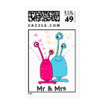 Mr and Mrs Stamps