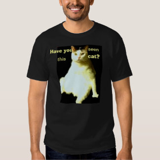Mr. Awesome Cat T-shirts