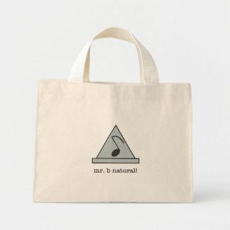 mr. b natural! bag