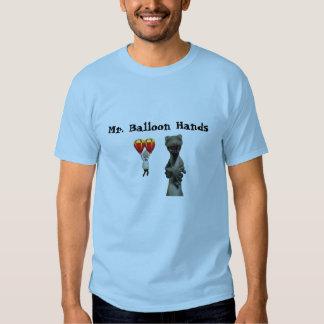 Mr. Balloon Hands T-shirt