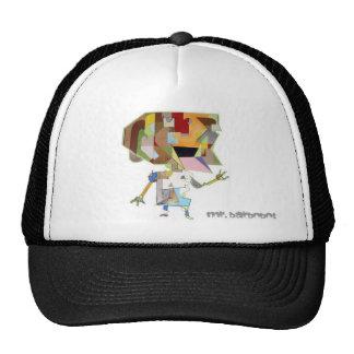 Mr. Barbobot Hat