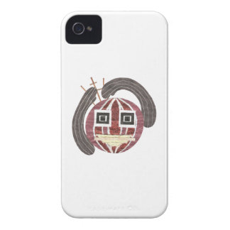 Mr Bauble I-Phone 4 Case
