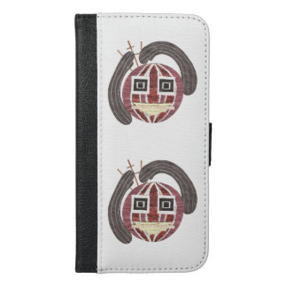 Mr Bauble I-Phone 6/6s Plus Wallet Case