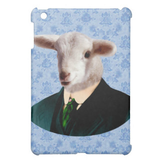 Mr. Bauer - Sheep: iPad Mini Case