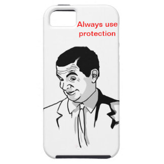 Mr Bean Iphone 5 iPhone 5 Cover