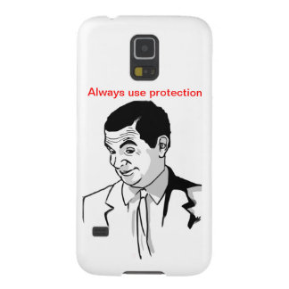 Mr Bean Samsung Galaxy Galaxy S5 Cover