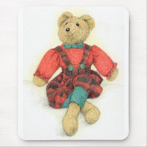 Mr. Bear Mousepad