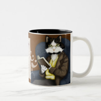 Mr Bennet Cat Mug
