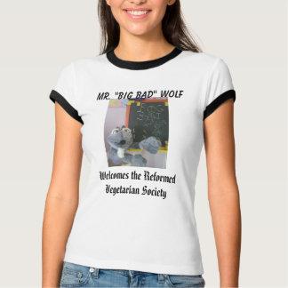 "Mr. ""Big Bad"" Wolf, T-Shirt"