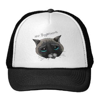 Mr. Bigglesworth Trucker Hat