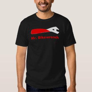 Mr. Bikewrench red dark T-Shirt