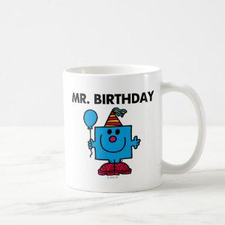 Mr. Birthday | Happy Birthday Balloon Coffee Mug