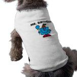 Mr. Birthday | Happy Birthday Balloon Doggie T Shirt