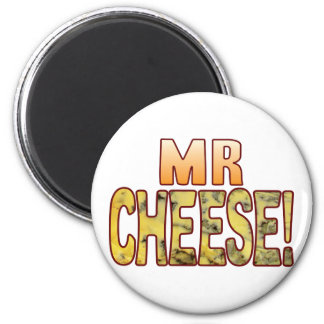 Mr Blue Cheese Magnet