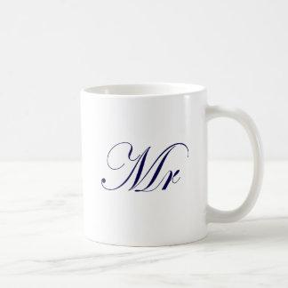 Mr-Blue Coffee Mug