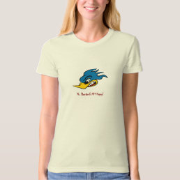 Mr. Bluebird is NOT Happy! T-Shirt