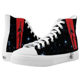 Mr. Bones _hightops High-Top Sneakers
