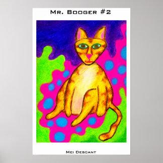 Mr. Booger #2 Poster