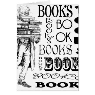Mr. Books Card