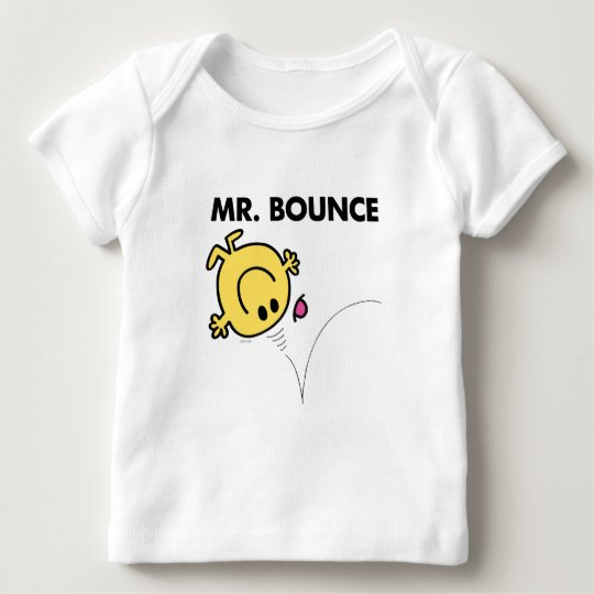 Mr. Bounce | Classic Pose Baby T-Shirt